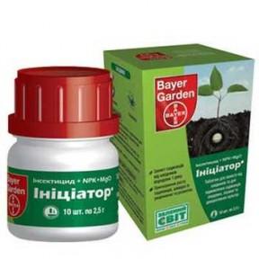 Ініціатор – інсектицид, Bayer