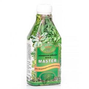 Рост-Мастер для декоративно-листяних – добриво, Киссон