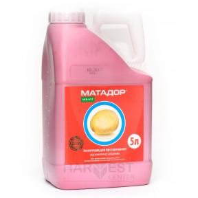 Матадор – протруйник, Укравіт