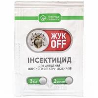 ЖукОФФ – інсектицид, Укравіт