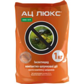 АЦ Люкс – інсектицид, Укравіт