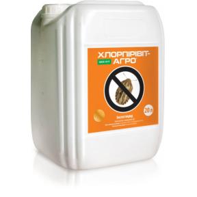 Хлорпірівіт-Агро – інсектицид, Укравіт