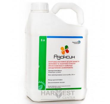 Азоксин – фунгіцид, Агрохімічні Технології