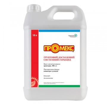 Промекс – гербіцид, Агрохімічні Технології