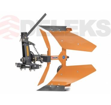 Плуг DRP-35 однокорпусний реверсивний для тракторів