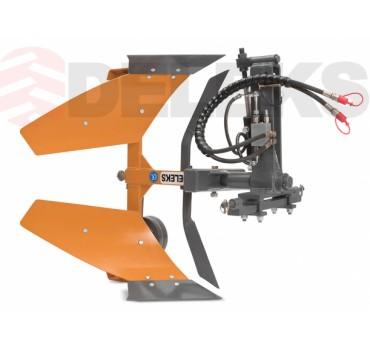 Плуг DRHP-35 однокорпусний гідравлічний реверсивний для тракторів