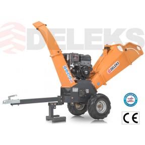 Подрібнювач деревини з незалежним двигуном DK-800