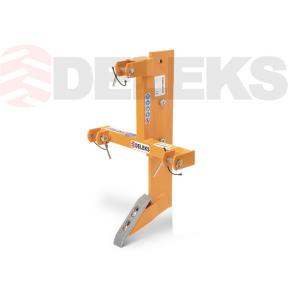 Розпушувач DR-30 однозубий для тракторів малої потужності