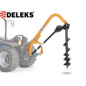 Ямкокопач для тракторів DELEKS L-30/23