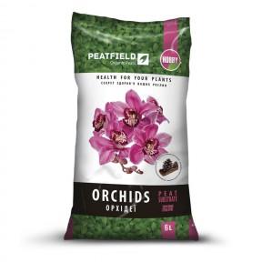 Субстрат для орхідей «PEATFIELD»