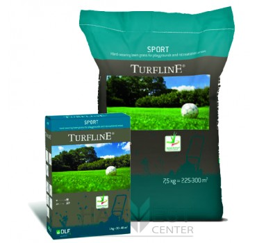 Газонна трава Turfline Sport C&T, DLF Trifolium