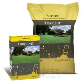 Газонная трава Turfline Sunshine C & T, DLF Trifolium