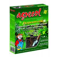 Добриво гранульоване для корневої системи хвойних, Agrecol