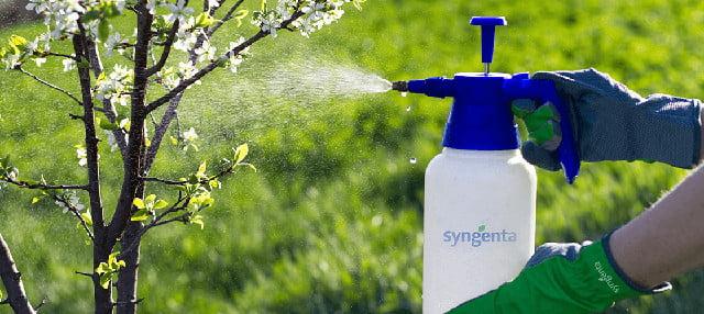 Засоби захисту рослин від шкідників та хвороб